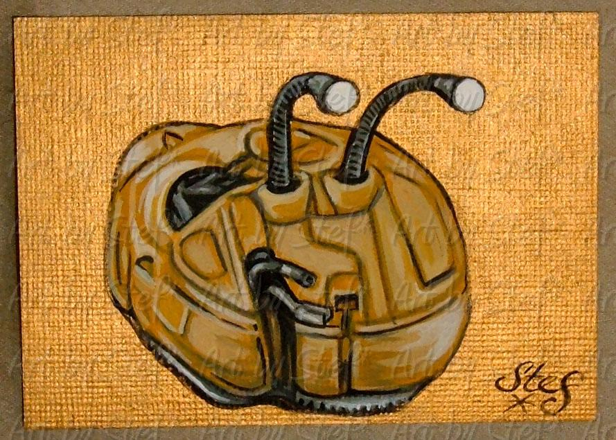 Whimsical; Farscape - DRD; ACEO; Stef
