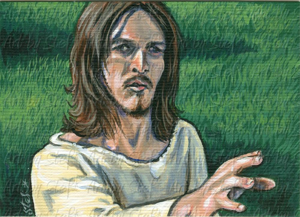 People; JCS Ted Neeley; ACEO; Stef