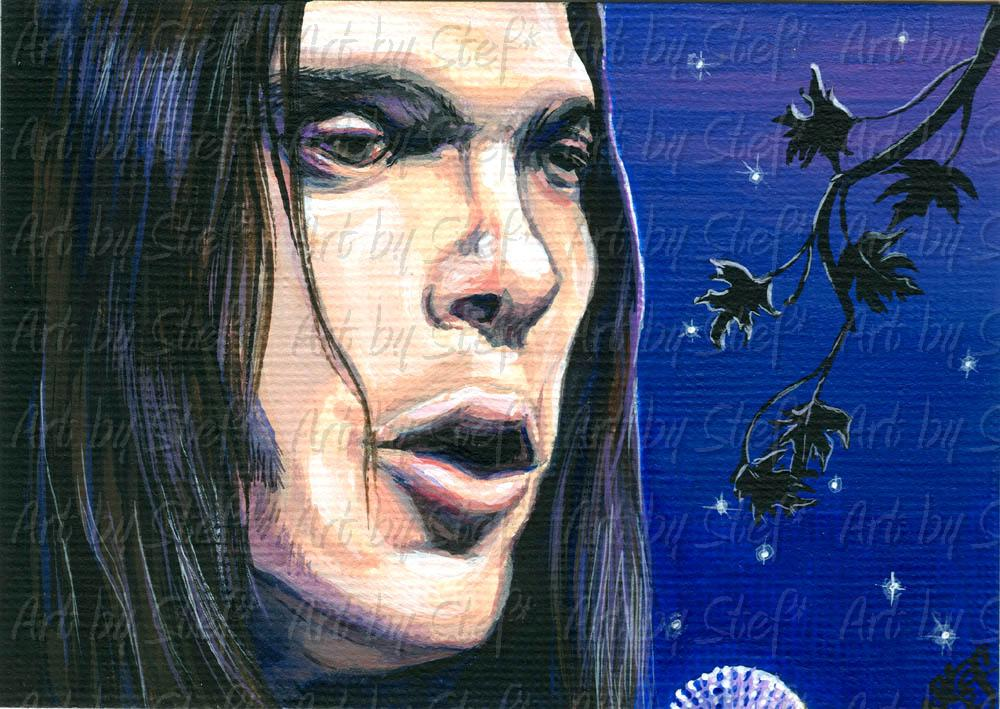 People; Tribute to Neil Young; ACEO; Stef